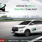 Jaipur to Delhi One Way Cab – Jaipur to Delhi Airport Drop