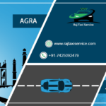 Agra to Jaipur one way cab services provider