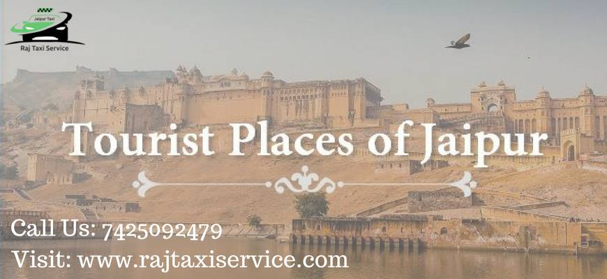 Tourist Places Of Jaipur