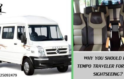 Book Tempo Traveller Taxi In Jaipur | Best Prices Available