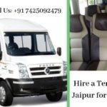 Book Tempo Traveler Taxi In Jaipur | Best Prices Available