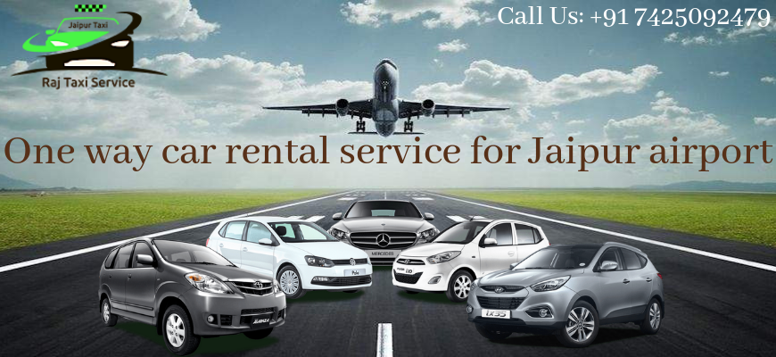Airport cab services in Jaipur