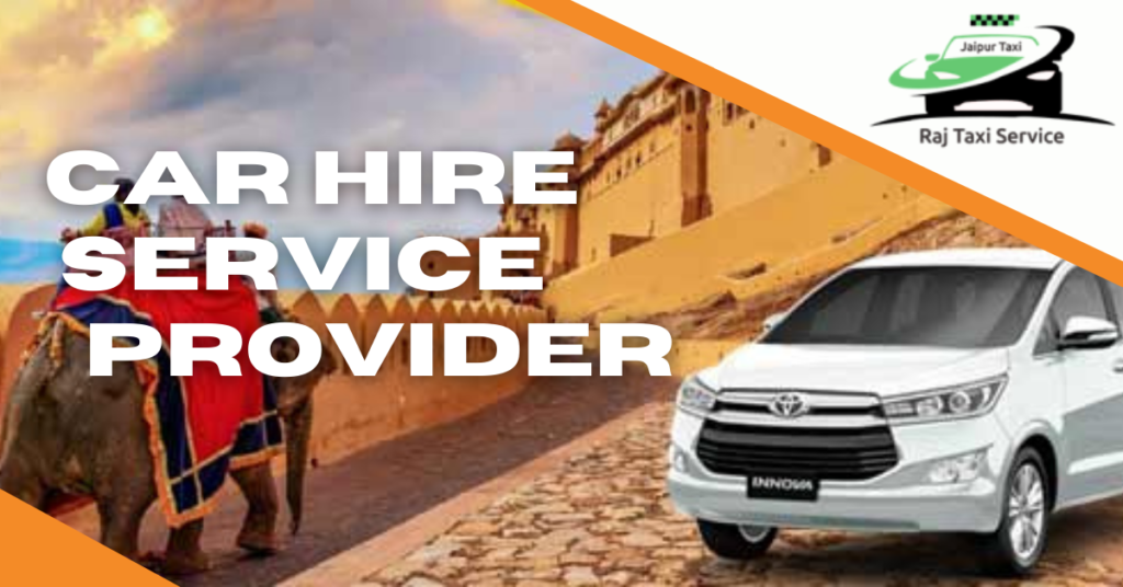 Hire Taxi for Jaipur Visit